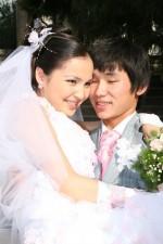 Кайрат Нуртас с женой