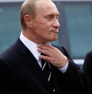 А Путин уже прислал паспорт!