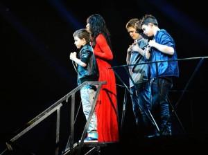 Loreen выступит на открытии Евровидения с глухонемыми детьми