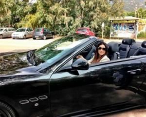 Ани Орак купила Maserati