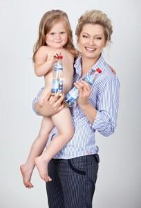 Лена Ленина с сыном фото