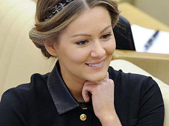 Мария Кожевникова в Думе