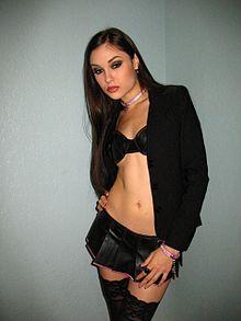 Саша Грей в 18 лет