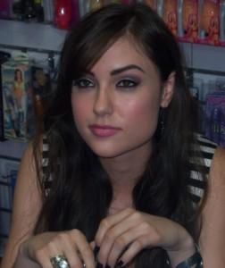 Саша Грей макияж