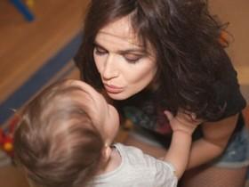 Алена Водонаева с сыном фото 2013