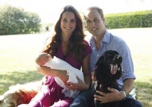 Кейт Мидлтон с сыном фото 2013