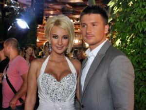 Лера Кудрявцева и Сергей Лазарев фото 2013