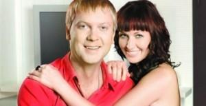 Сергей Светлаков с женой фото 2013
