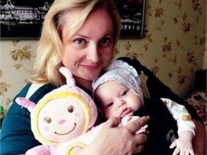 Светлана Пермякова с ребенком фото 2013