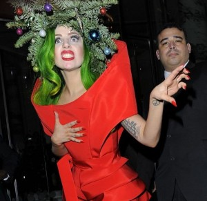 Леди Гага фото 2013
