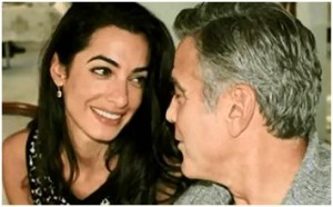Джордж Клуни - фото 2014