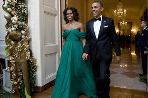 Мишель Обама - фото 2014