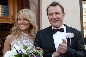 Марат Башаров и Екатерина Архарова. - фото 2014