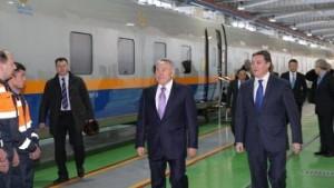 Президент Назарбаев фото 2104