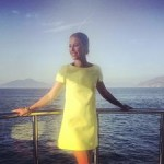 Собчак на Капри фото
