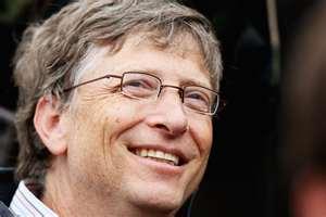 Билл Гейтс фото 2015