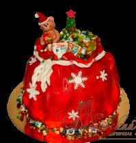 новогодний торт фото 2015
