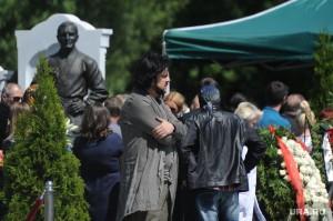 Филипп Киркоров на похоронах Жанны Фриске фото 2015