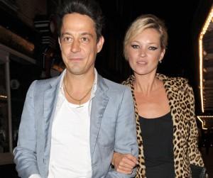 Кейт Мосс с супругом