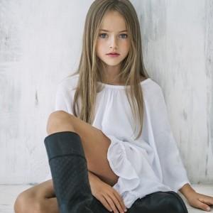 Кристина Пименова - модель