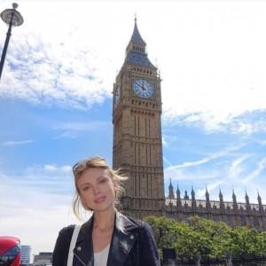 Бар Пали на отдыхе в Лондоне