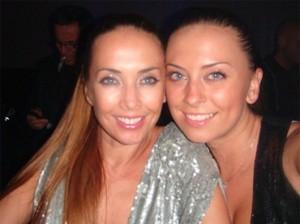 Жанна и Наталья Фриске