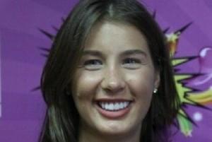 Кети Топурия без макияжа
