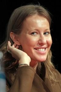 Ксения Собчак без макияжа