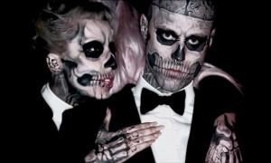 Рик Дженест и Леди Гага