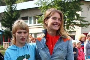 Сестра Натальи Водяновой