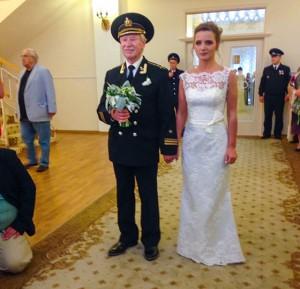 Иван Краско и Наталья Шевель. Фото 2015