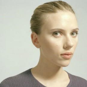 Скарлетт Йоханссон без макияжа. Фото 2015