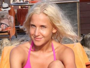 Юля без макияжа