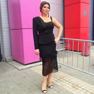 Екатерина Скулкина. Фото 2015