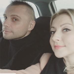 Анастасия Егорова и Семен Фролов. Фото 2015, Инстаграм