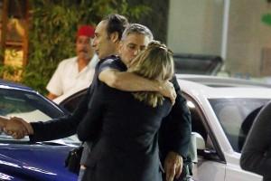 Джордж Клуни завел любовницу?...