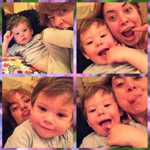 Сыну Жанны Фриске сегодня исполняется три год...