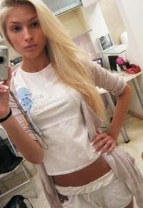 Алёна Шишкова без макияжа. Фото.
