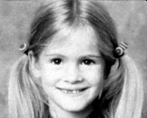 Джулия Робертс в детстве. Фото