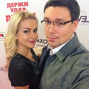 Марина Африкантова и Андрей Чеув. Фото