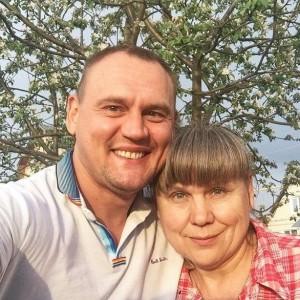 Степан Меньщиков с мамой. Фото 2016