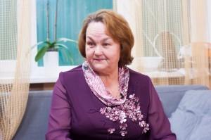 Ольга Васильевна Гобозова. Фото