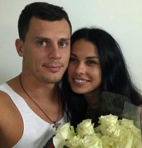 Иван Барзиков и Ирина Пинчук. Фото
