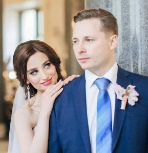 Анастасия Солтан и Алексей Плотников. Фото