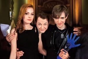 Мэрилин Керро и Александр Шепс. Фото