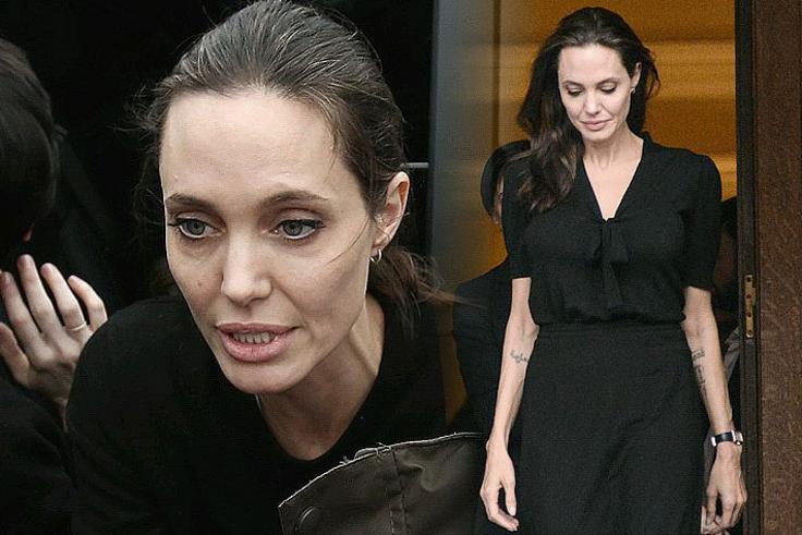 Джоли Последние Фото 2016 анджелина джоли последние новости