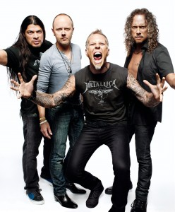 «Metallica». Фото