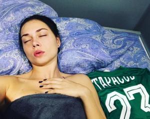 Настасья Самбурская. Фото 2016