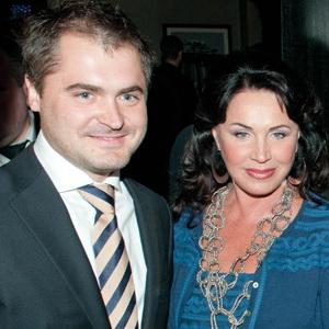Надежда Бабкина и Евгений Гор. Фото