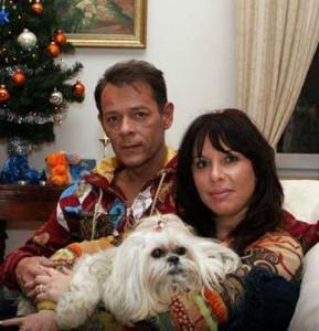 Вадим Казаченко и Ирина Аманти. Фото